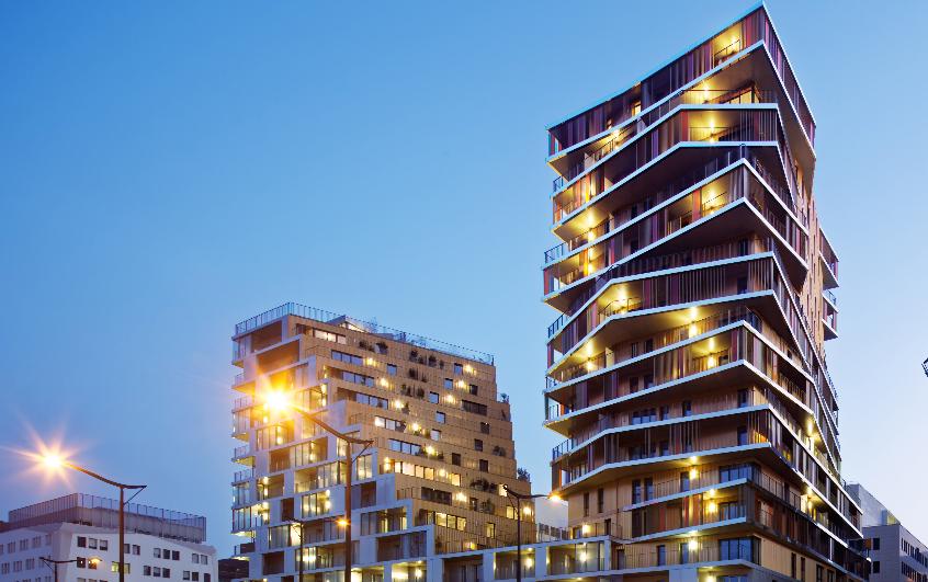 HOME : immeuble résidentiel de Bouygues Immobilier